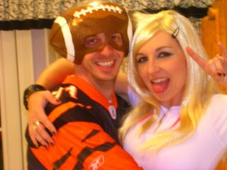 2008 Halloween party on